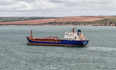 Oil Products Tanker 'Forth Fisher'