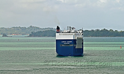 Car Carrier 'Auriga Leader'