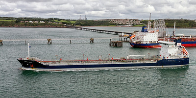 Oil Products Tanker 'Wisby Verity'