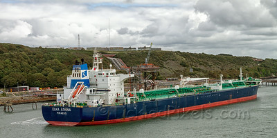Oil Products Tanker 'Elka Athina'