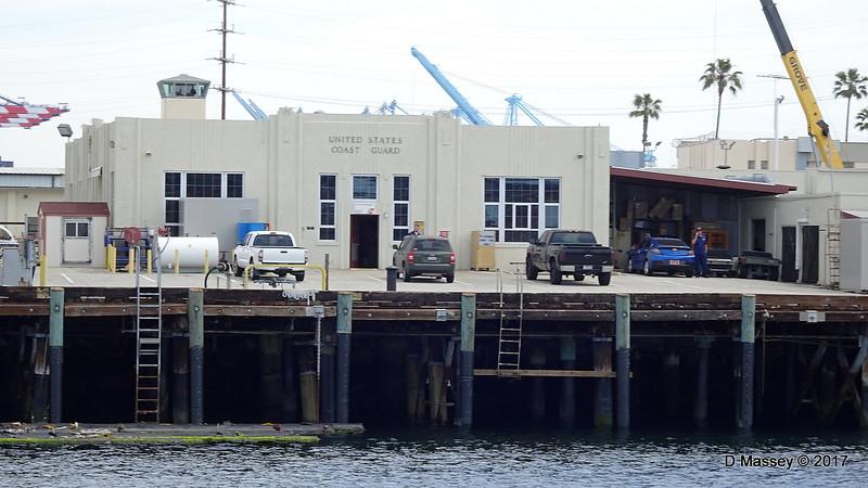 US Coast Guard Terminal Island San Pedro 17-04-2017 11-09-30