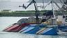 ITSAS TXORI & TXORI BERRI & IZURDIA Fishing Trawlers Victoria Mahé 06-12-2017 08-06-15