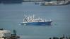ITSAS TXORI & TXORI BERRI & IZURDIA Fishing Trawlers Victoria Mahé 06-12-2017 13-58-23