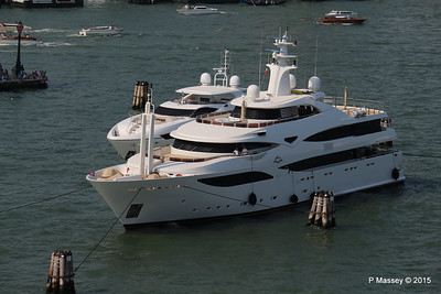 15 Jul 2015 Yachts at Venice