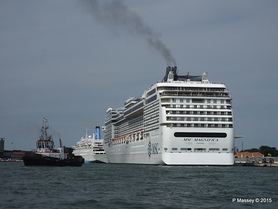 GIULIA C THOMSON CELEBRATION MSC MAGNIFICA Venice 26-07-2015 14-39-21