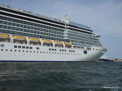 COSTA DELIZIOSA Departing Venice 26-07-2015 15-58-28