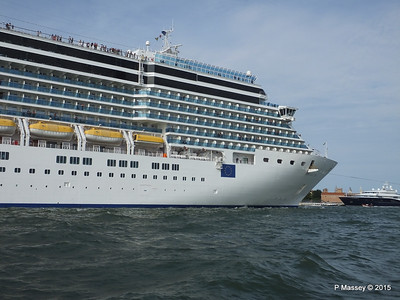 COSTA DELIZIOSA Departing Venice 26-07-2015 15-58-22