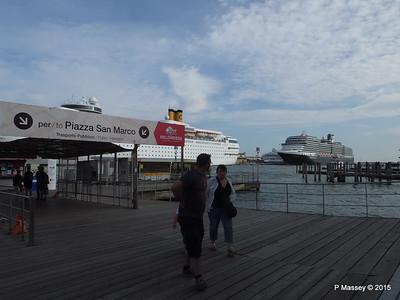 COSTA neoCLASSICA NIEUW AMSTERDAM from Tronchetto Venice 26-07-2015 16-04-07
