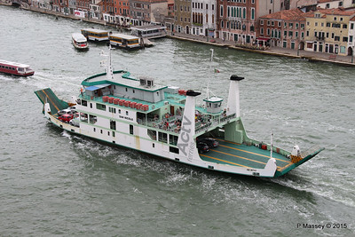 26, 27 Jul 2015 Vaporetto Ferries Water Taxis Venice