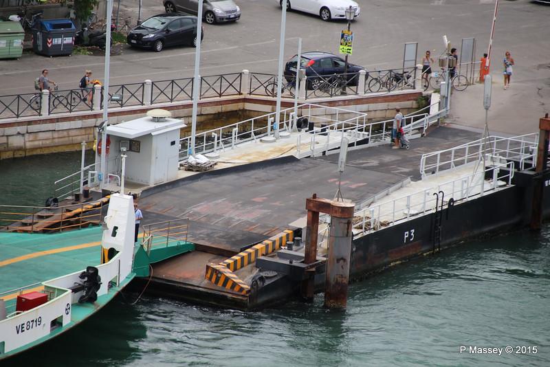 Car Ferry Ramps Lido Venice 26-07-2015 10-29-09