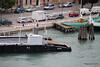 Car Ferry Ramps Lido Venice 26-07-2015 10-29-14