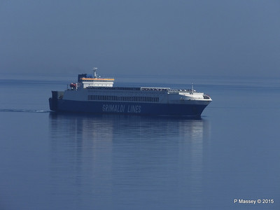16 Jul 2015 Distant Vessels Adriatic Sea