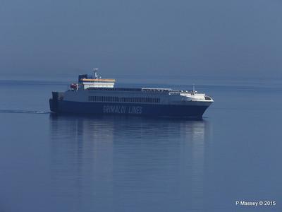 16 Jul 2015 Distant Vessels Adriatic Sea