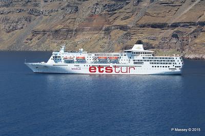 18 Jul 2015 Santorini