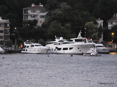 Yachts Arnavutkoy Bosphorus Istanbul 19-07-2015 17-48-00