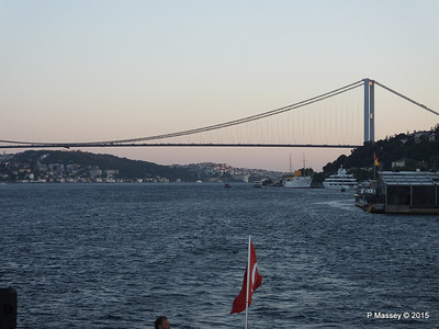 SAVARONA INDIAN EMPRESS Bosphorus Bridge Istanbul 19-07-2015 17-30-05