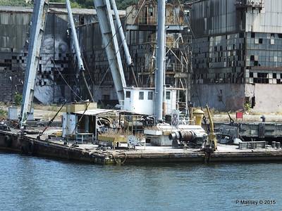 Derelict KOCA YUSUF Crane Barge Golden Horn Shipyard Istanbul 20-07-2015 08-12-49