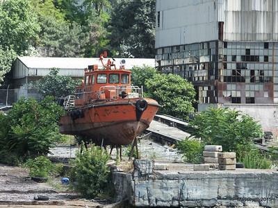 PILOT 75 abandoned Golden Horn Shipyard Istanbul 20-07-2015 08-12-059