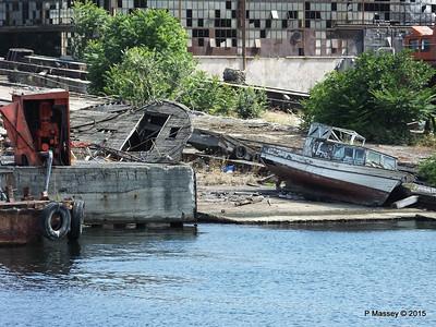 Abandoned Boats Golden Horn Shipyard Istanbul 20-07-2015 08-13-11
