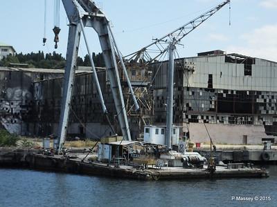 Derelict KOCA YUSUF Crane Barge Golden Horn Shipyard Istanbul 20-07-2015 08-12-52