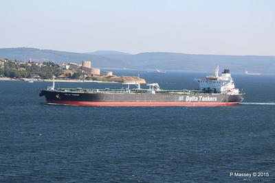 DELTA PIONEER Dardanelles Canakkale 19-07-2015 06-55-11