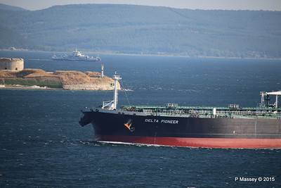 DELTA PIONEER Dardanelles Canakkale 19-07-2015 06-55-00