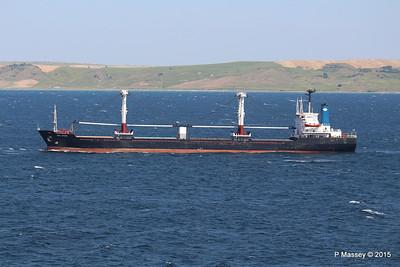 SEA AMORE Approaching Gallipoli 19-07-2015 08-55-08
