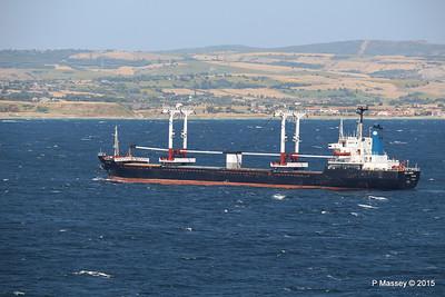 SEA AMORE Approaching Gallipoli 19-07-2015 08-56-13