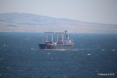 SEA AMORE Approaching Gallipoli 19-07-2015 08-52-23