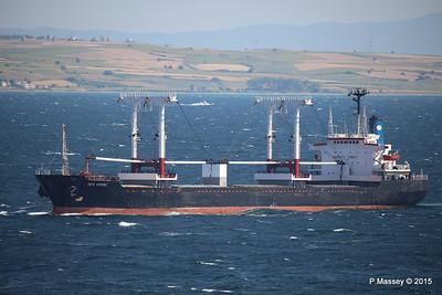 SEA AMORE Approaching Gallipoli 19-07-2015 08-53-52