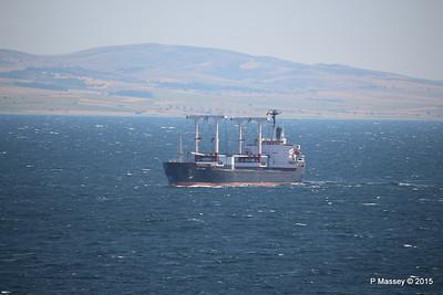 SEA AMORE Approaching Gallipoli 19-07-2015 08-52-30