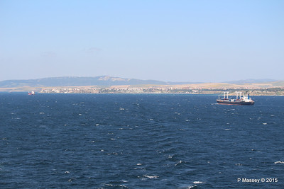 WAPPEN VON STUTTGART SEA AMORE Approaching Gallipoli 19-07-2015 08-57-14