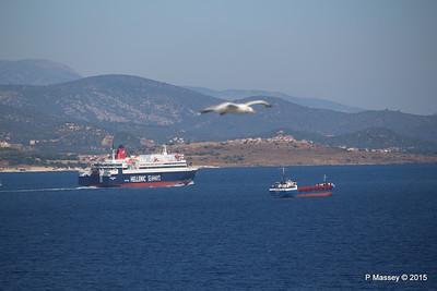 NISSOS RODOS KORALLE Departing Mytilene PDM 21-07-2015 07-57-20