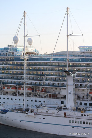EMERALD PRINCESS WIND STAR Kusadasi 22-07-2015 05-48-06