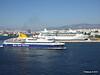 BLUE STAR PATMOS Passing RHAPSODY OF THE SEAS Piraeus PDM 23-07-2015 15-01-07
