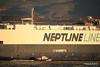 NEPTUNE ILIAD Pilot Launch Passing Piraeus PDM 23-07-2015 04-09-07