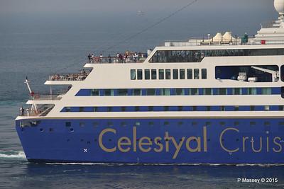 CELESTYAL ODYSSEY Departing Kusadasi PDM 17-10-2015 11-16-12