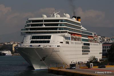 COSTA neoROMANTICA Piraeus 19 Oct 2015