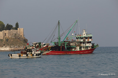 Other Vessels Kusadasi, Samos Strait, Patmos 17 Oct 2015