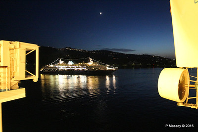 CELESTYAL ODYSSEY Night Patmos from CELESTYAL OLYMPIA PDM 17-10-2015 17-17-43