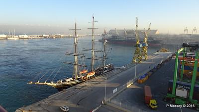 STAD AMSTERDAM MIGHTY OCEAN Casablanca 28-11-2015 08-03-17