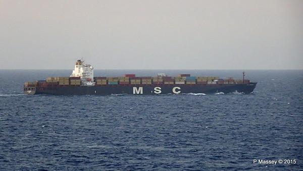 Distant Vessels & Atlantic Ocean 2 - 7 Dec 2015