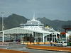 THOMSON MAJESTY Over Cruise Terminal Santa Cruz de Tenerife PDM 01-12-2015 12-25-27