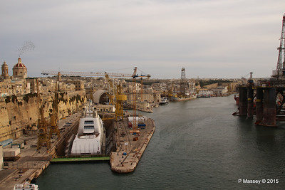 A MALTESE FALCON SILVER DREAM JINDAL DISCOVERER Valletta 24-11-2015 15-11-09