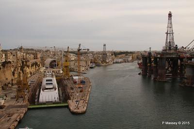 A MALTESE FALCON SILVER DREAM JINDAL DISCOVERER SEDNETH 701 Valletta 24-11-2015 15-12-19