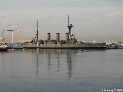 Battleship GEORGIOS AVEROF Flisvos PDM 14-09-2018 07-38-55