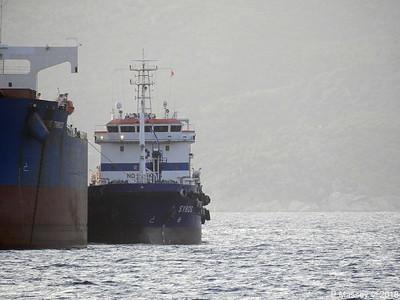 SYROS Bunkering GLOBE TRINCO Piraeus Roads PDM 14-09-2018 18-57-15