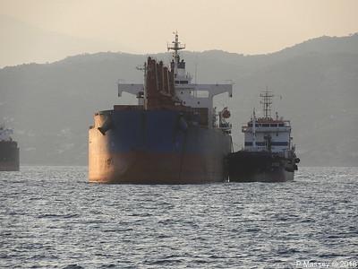 SYROS Bunkering GLOBE TRINCO Piraeus Roads PDM 14-09-2018 18-57-22