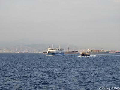 ACHAIOS FLYING DOLPHIN ATHINA Inbound Aegina Piraeus Roads PDM 14-09-2018 18-44-59