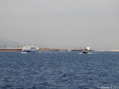 ACHAIOS FLYING DOLPHIN ATHINA Inbound Aegina Piraeus Roads PDM 14-09-2018 18-44-44